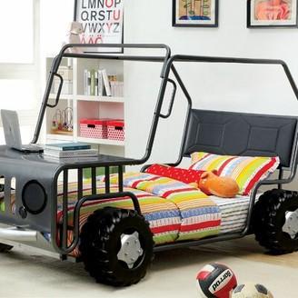 Bushey Twin Car Bed Zoomie Kids