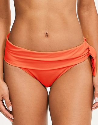 Pour Moi? Getaway Fold Over Tie Brief