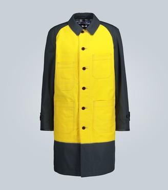 Junya Watanabe Longline moleskin chore jacket