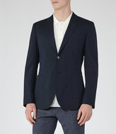 Reiss Proud B Patch Pocket Blazer