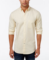 Club Room Men's Solid Long-Sleeve Oxford, Classic Fit