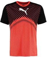 Puma Sports Shirt Red Blast/puma Black