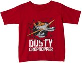 Disney Planes Graphic Tee (Toddler) - Red-3T