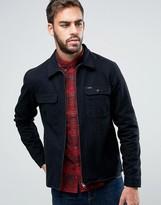 Lee Rider Regular Fit Zip Up Denim Jacket