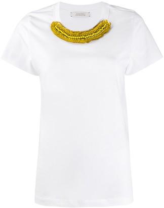 Schumacher Dorothee embellished short-sleeve T-shirt