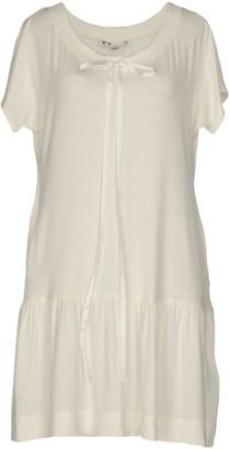 Y-3 Y 3 Short dresses