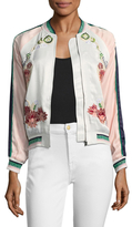 Paul & Joe Sister Lesfleurs Embroidered Jacket