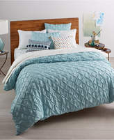 Whim by Martha Stewart Collection You Compleat Me Blue Bedding Ensembles, Created for Macy's