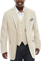 Steve Harvey Linen Blend Sportcoat - Big & Tall