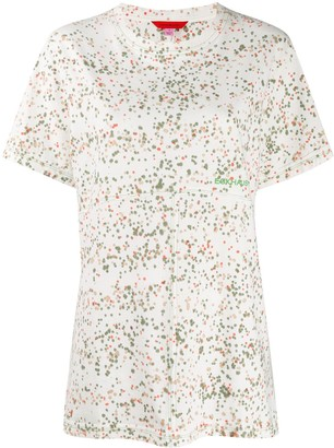 Eckhaus Latta multi-print T-shirt