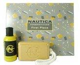 Nautica Competition By Nautica For Men. Gift Set ( Eau De Toilette Spray 2.5 Oz + Soap 10.1 Oz). by Nautica