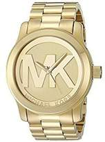 Michael Kors Women's Runway -Tone Stainless Steel Watch MK5473