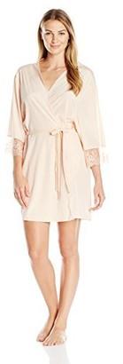 Mimi Holliday Women's Mini Robe