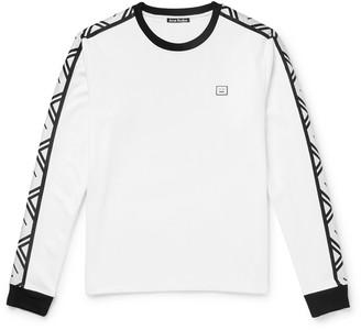 Acne Studios Logo-Appliqued Stretch-Jersey T-Shirt
