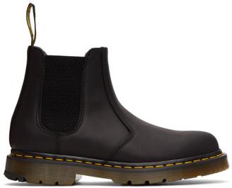 Dr. Martens Black Wintergrip 2976 Chelsea Boots