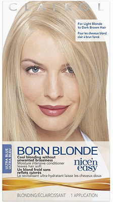 Clairol Born Blonde Ultra Blue Kit