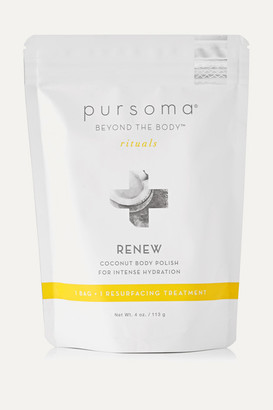 PURSOMA Renew Coconut Body Polish, 113g
