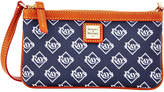 Dooney & Bourke Tampa Bay Rays Large Wristlet