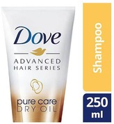 Dove Advanced Hair Series Pure Care Dry Oil Shampoo 250ml