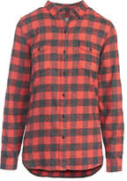 Woolrich Twisted Rich Flannel Button Down Shirt (Women's)