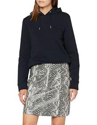 New Look Women's Snake PU Skirt,6 (Size:)