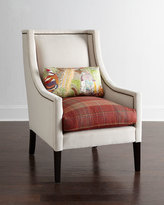 Old Hickory Tannery Cabot Cove High-Back Chair