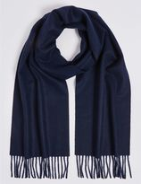 Marks and Spencer Pure Cashmere Woven Scarf