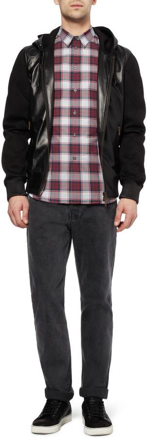Givenchy Slim-Fit Washed-Denim Jeans