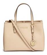 Michael Kors 'Jet Set Travel' medium saffiano leather east west tote