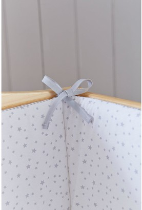 Clair De Lune Stars & Stripes Crib Bedding Set