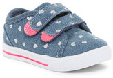Carter's Nikki 2 Heart Print Sneaker (Toddler & Little Kid)
