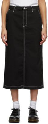 Carhartt Work In Progress Black Pierce Skirt