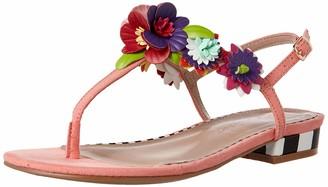 Betsey Johnson Women's Esmee Heeled Sandal
