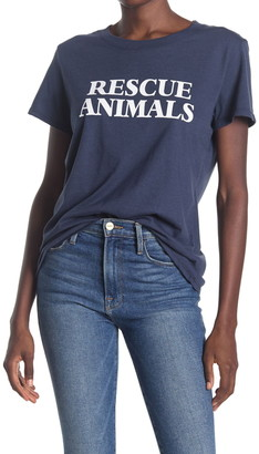 Sub Urban Riot Rescue Animals Graphic Tee
