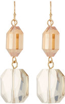 Fragments for Neiman Marcus Crystal Bead Drop Earrings