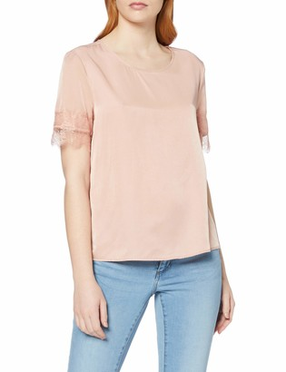Object NOS Women's OBJEILEEN S/S LACE TOP NOOS T-Shirt