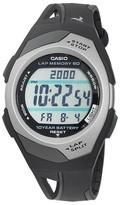 Casio Men's 60-Lap Sports Watch - Black (STR300C-1V)