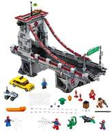 Lego ; Super Heroes Spider-Man: Web Warriors Ultimate Bridge 76057