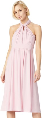 Amazon Brand - TRUTH & FABLE Women's Multiway Midi Dress