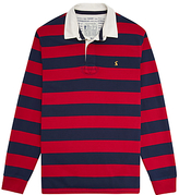 Joules Onside Rugby Top, French Red Stripe