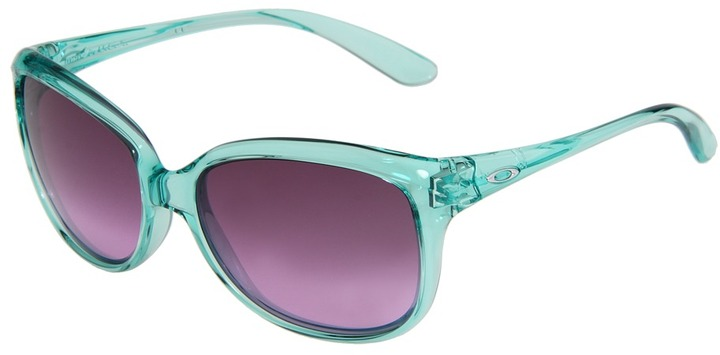 Oakley Pampered (Cucumber Melon/Black Violet Gradient Lens) - Eyewear