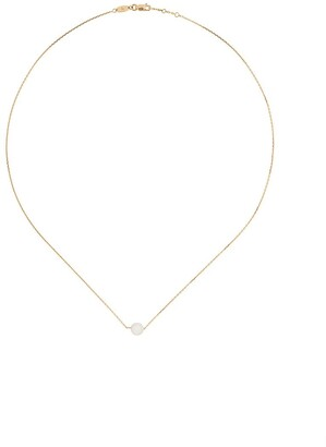 Redline 18kt Gold Pearl Pendant Necklace
