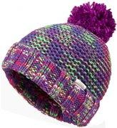 Trespass Childrens/Kids Gilmore Knitted Winter Pom Pom Hat