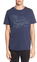 Obey Men's Worldwide Quality Dissent Graphic T-Shirt