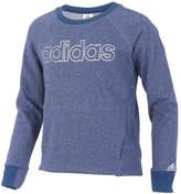 adidas Sparkle Pullover Sweatshirt, Big Girls
