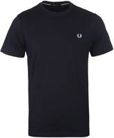 Fred Perry Classic Navy Crew Neck T-shirt