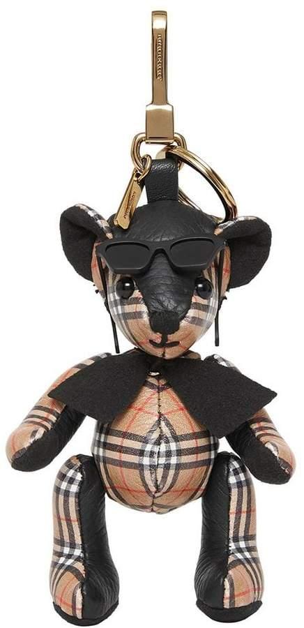 Burberry Thomas Bear Charm in Sunglasses
