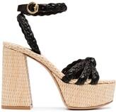 Gianvito Rossi Bee platform sandals