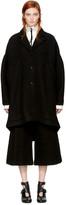 MM6 MAISON MARGIELA Black Casentino Coat
