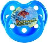 Ed Hardy pacifier carp KOI / SKY BLUE (japan import)
